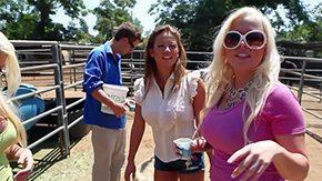 Britney Amber, Banging, Blonde, Blowjob, California, Group