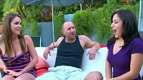 Sabrina Taylor, 3some, 4some, Amateur, Blowjob, Cum Drinking