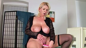 Th, Aged, Aunt, Babe, Big Ass, Big Cock