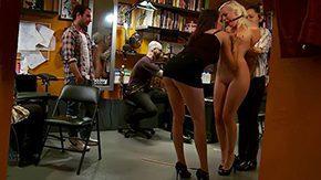 Boots Fetish, BDSM, Beauty, Blonde, Bondage, Bound