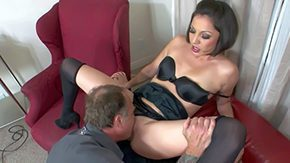 Lexy Veracruz HD porn tube Blooded Hispanic chick Lexy Veracruz goes for to busty Passionate chap-fallen dressed wide threatening opens her feet gets wussy eaten vulgar by disjointed experienced tramp Bruce