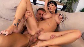 Alia Janine, Aunt, Best Friend, Big Cock, Big Natural Tits, Big Pussy