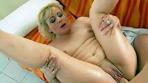 Free Mature Gangbang HD porn Full-grown bright-haired Barbie with pithy Bristols hairless pussy gets gangbanged hardcore show off by will not hear of abdl fuck bosom buddy Wretch drills sloppy experienced vagina in jumble of