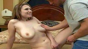 Husband, Bedroom, Big Cock, Big Natural Tits, Big Tits, Blowjob