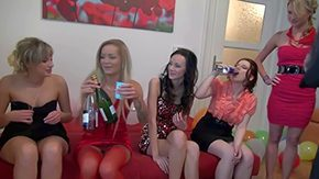 Champagne, Amateur, Barely Legal, Birthday, Blowjob, Champagne