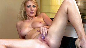 Georgie Lyall, Big Cock, Big Natural Tits, Big Pussy, Big Tits, Blonde