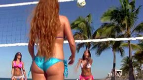 Jamie Lynn, Ass, Beach, Big Ass, Bikini, High Definition