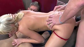 Husband's Friend, 3some, Angry, Ass, Assfucking, Banging