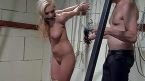 Tied, Audition, BDSM, Behind The Scenes, Blindfolded, Blonde