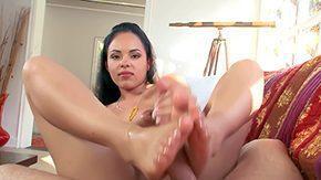Angelina Stoli, Banging, Blowjob, Boobs, Brunette, Feet