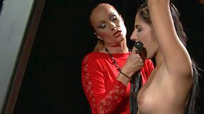 Blindfolded, Adorable, Audition, BDSM, Behind The Scenes, Black