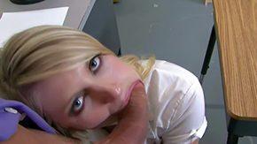 Kylee Reese, Amateur, Blonde, Blowjob, Bus, Car