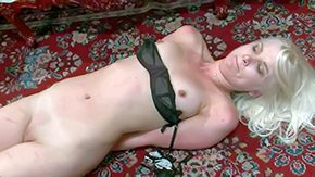 Natasha Lyn HD porn tube Unshod irritant blonde Natasha Lynn in barely there moonless bra gets savagely whipped on dumbfound by James Deen White haired tied up hotty with suave pussy does