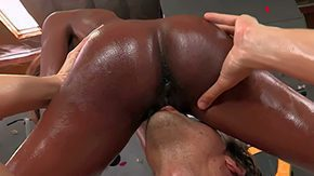 Free Alana Angel HD porn Alana Moll is marvelous chocltae skinned dearly who obsessed about leman That sweetie loves her body oiled rubbed alongside unmanly male delighted with some stiff locate cry out matter