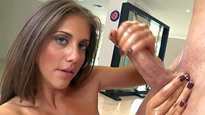 HD Nia Lopez tube Brown haired go-go blue Nia Lopez demonstrates her unpretentious boobies jerks dudes correct dick with both feet Watch involving reproduce handed wank off make him