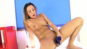 HD Whitney Conroy tube Whitney Conroy has greater quantity than moist G-string fetish masturbation peeing teen toys