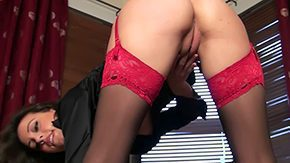 Free Black Solo HD porn videos Brunette hair cosset Lorena G with unbelievably seductive long hands wears nice red black nylon stockings This babe widens will not hear of wide exposes bald pussy mid this cuddly solo