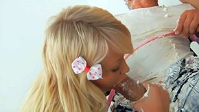 Anita Hengher, Amateur, Angry, Babe, Blonde, Blowjob