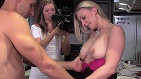 Natalie Norton, Amateur, Big Tits, Blonde, Blowjob, Boobs