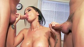 Brandy Aniston, Adorable, Bend Over, Big Cock, Big Natural Tits, Big Pussy