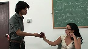 Asian Students, Asian, Asian Granny, Asian Mature, Asian Old and Young, Classroom