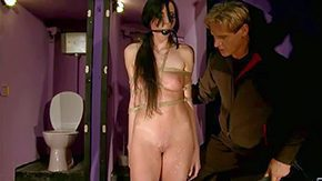 Dungeon, Anorexic, Audition, BDSM, Behind The Scenes, Blindfolded
