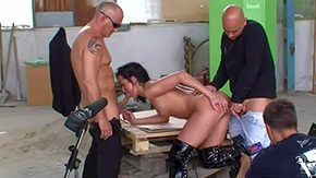 Pvc, 3some, Ass, Assfucking, Banging, Bend Over