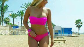 Carol Ferrer, Amateur, Ass, Beach, Big Ass, Big Tits