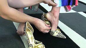 Foot fetish BDSM amateur feet footjob reality torture