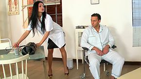 Doctor, Babe, Beauty, Bend Over, Blowjob, Brunette
