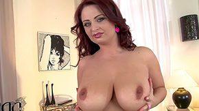 Sirale, Aunt, Bedroom, Big Cock, Big Natural Tits, Big Pussy