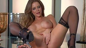 Emily Addison, Big Pussy, Big Tits, Boobs, Boots, Hairless