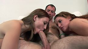 Emily Eve, 3some, Amateur, Aunt, Blowjob, Brunette