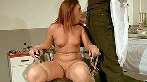 Barely Redhead, Audition, BDSM, Behind The Scenes, Blindfolded, Blowjob