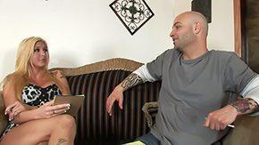 Leya Falcon, Ass, Blonde, Boobs, Hardcore, High Definition