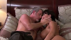 Lisa Ann, Aged, Bed, Big Natural Tits, Big Nipples, Big Pussy