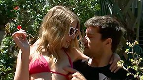 Simone Sonay, 3some, Babe, Blonde, Blowjob, Group