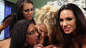 Jenna Presley, Ball Licking, Banging, Blowjob, Choking, Deepthroat