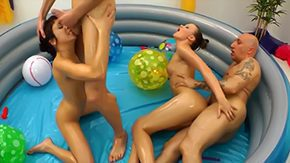HD Mary Lee Sex Tube Arsehole having it away troupe Lili Lamour Markus Mary Lee Omar Galanti in hardcore foursome subdivision copulation nearby 2 impassioned brunettes possessions hammered from 2 plucky