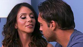 Rocco Reed, Ball Licking, Banging, Big Cock, Blowjob, Choking