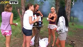University, Blowjob, College, Group, High Definition, Jerking