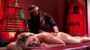 Mia Malkova, High Definition, Massage, Masseuse, Oil