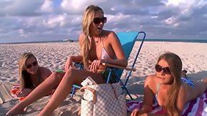 Trisha Uptown, Beach, High Definition, Lesbian, Lesbian Teen, Nudist