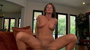 Sarah Bricks, Bed, Bend Over, Big Ass, Big Cock, Big Natural Tits