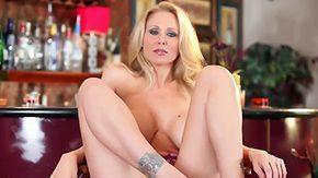 Julia Ann, Babe, Bar, Big Ass, Big Natural Tits, Big Nipples