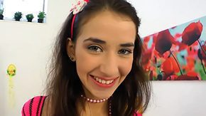 Grace Young, Barely Legal, German, High Definition, Petite, Solo