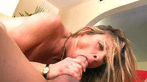 Amanda Blow, Bed, Bend Over, Bitch, Blonde, Blowjob