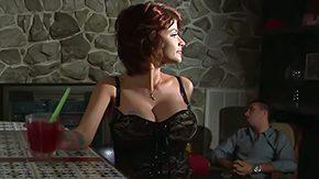 Joslyn James, Adorable, Aunt, Bar, Beauty, Big Black Cock