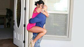 Savannah Stern, Big Cock, Big Tits, Blowjob, Boobs, Brunette