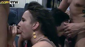 Maddie Kristel, Ball Licking, Banging, Blowjob, Choking, Deepthroat